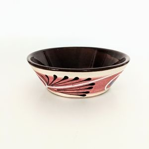 Traditional Mexican Clay Bowl